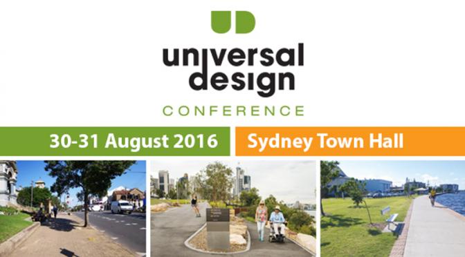 universal design conference banner