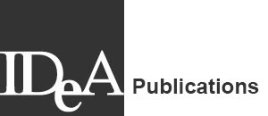 idea center logo with publications