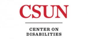 center on disabilities logo