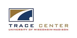 trace center of university of wisconsin-madison logo