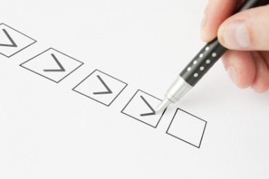 Marking in a Checkbox with pen