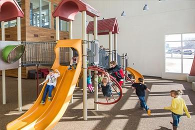 landscape structures playground