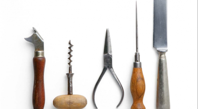 various types of carpentry tools