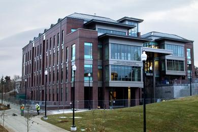 Pennington Student Achievement Center exterior view