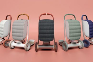 modern scooters for older adults